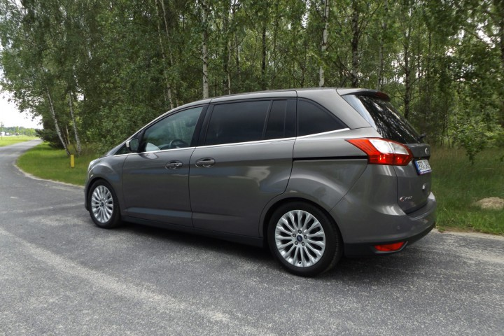 Ford Grand C-Max 2012