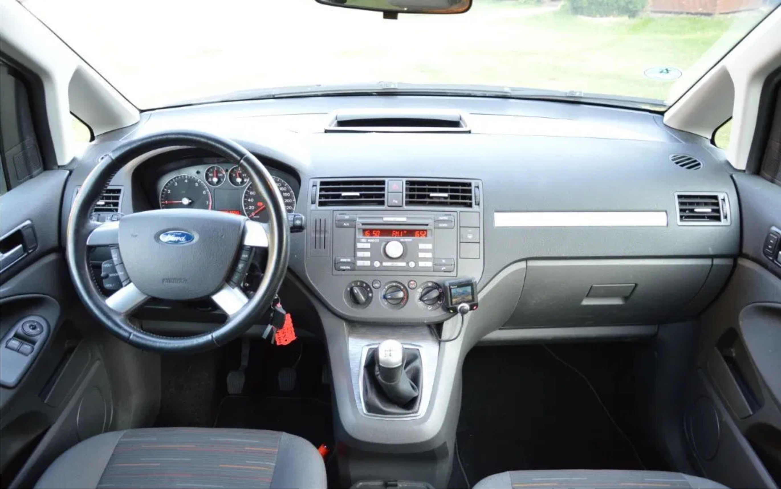 Ford C-MAX I