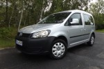 VW Caddy 2012