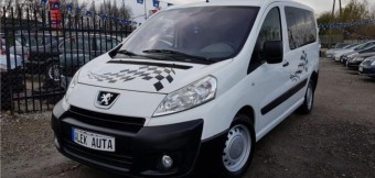 Peugeot Expert 2.0HDI 120KM 9 OSOBOWY FV 2.0