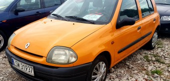 Renault Clio z gazem OC do 03.2020