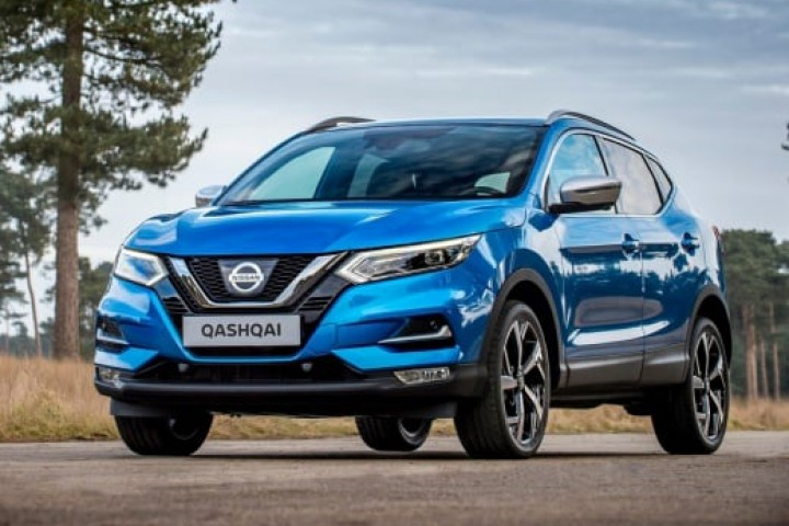 Nowy Nissan Qashqai 1.2 Turbo N-Connect X-TRONIC