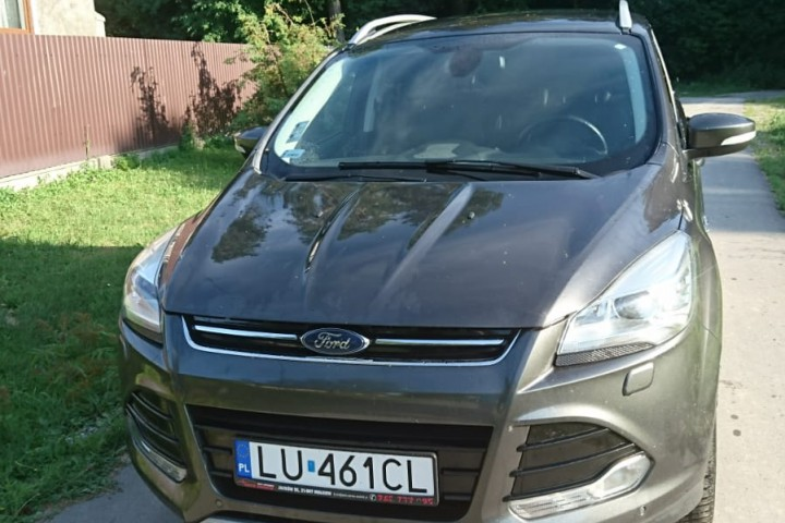 FORD KUGA 2015 2.0 TDCI MR13 TITANIUM 180kW