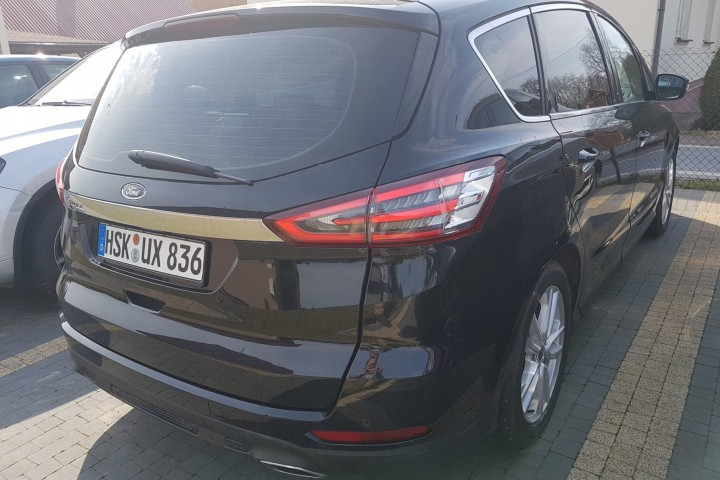 Ford S-Max 7 osobowy 2015 rok