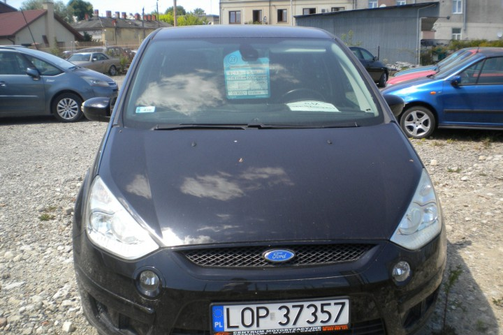 Ford S-Max, 2007r