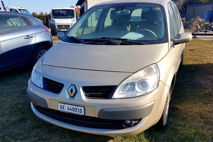 Renault Grand Scenic lift 2.0 benzyna