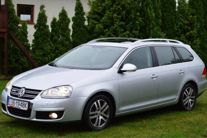 Volkswagen Golf V 2009