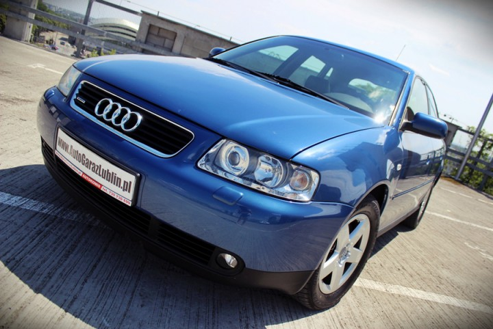 Audi A3 1.8 Turbo 180KM!! QUATTRO!! Manual*Skóra*Xenon!!